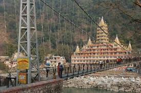 Rushikesh Lakshman Jhula Bridge