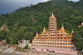 Rushikesh Temple