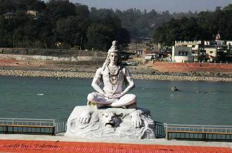 Rishikesh - The Brahmteertha