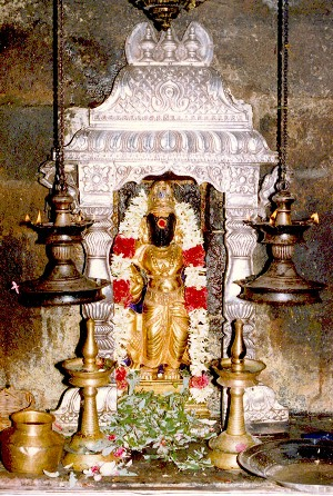 Sri Dharbaranyeswara Swamy Temple, Thirunallar