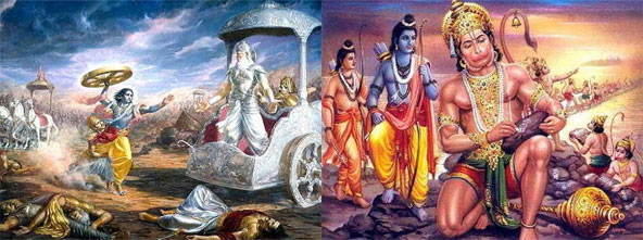 Shocking Mythology: 15 people who were present in both Mahabharat and Ramayan!