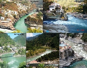 Panch Prayag or Five Confluences