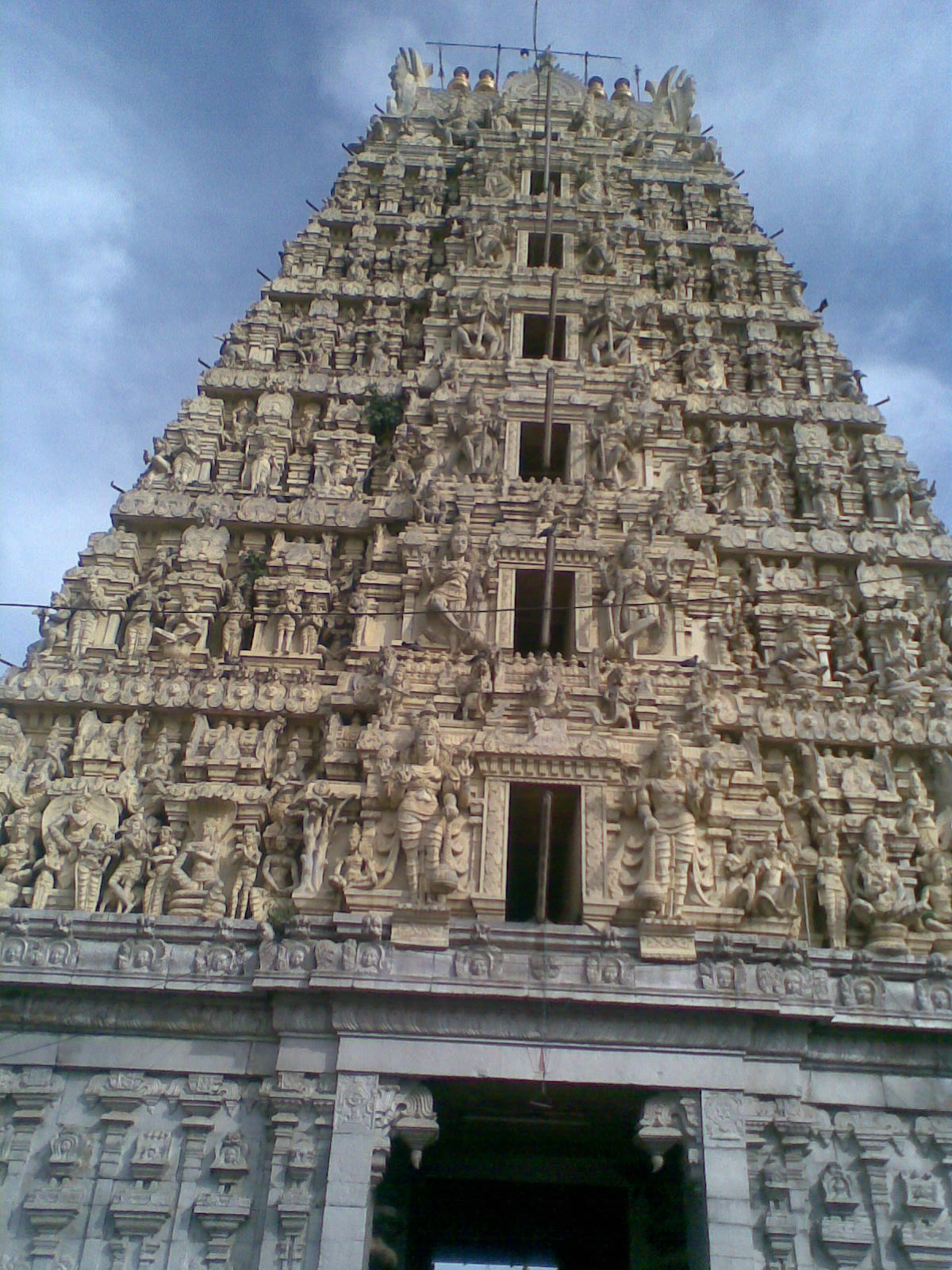Sri Ranganathaswamy Temple in Nellore