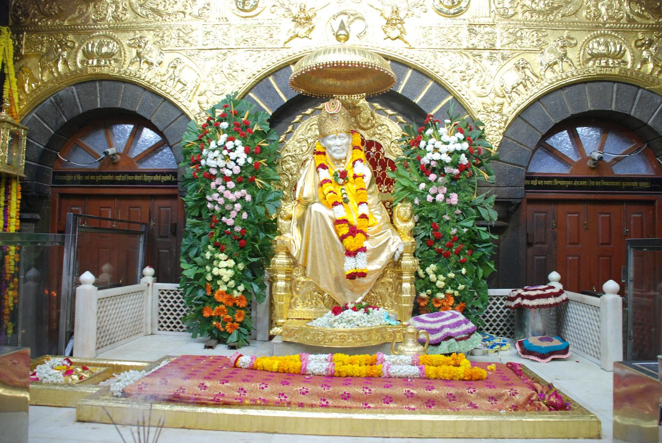 Shri Sai Baba Temple at Shirdi
